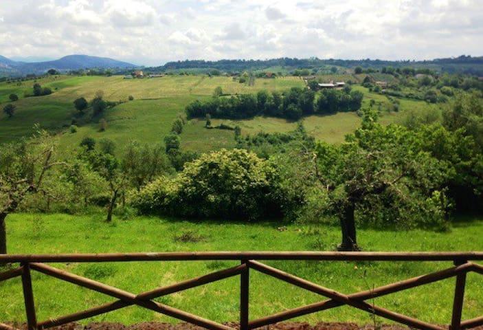 Two charming country houses - Calvi Dell'Umbria - Ev