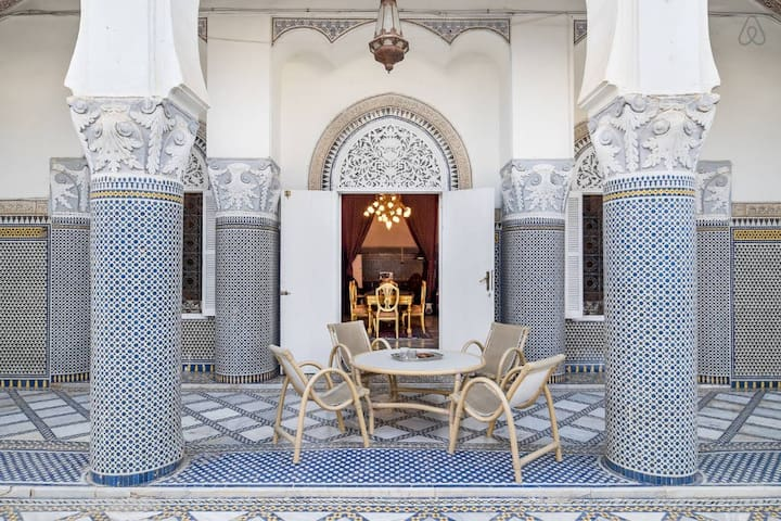 Appartement de charme fes medina - Fez - Apartamento