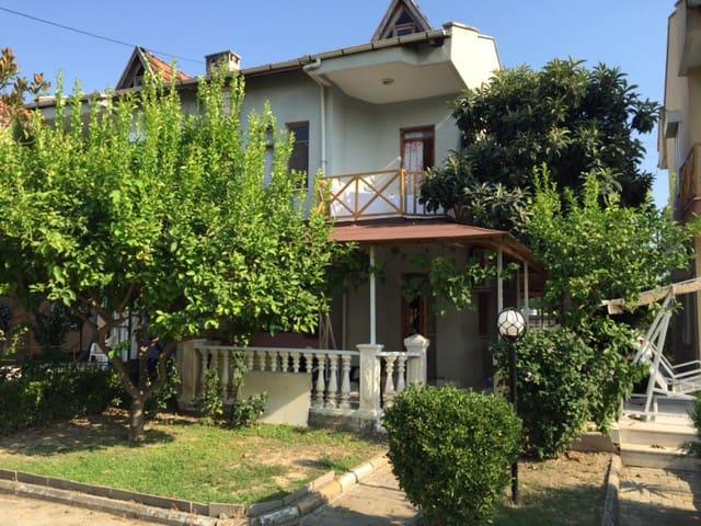 Manavgat Çolaklı da Kiralık Yazlık - Çolaklı Belediyesi - Hus