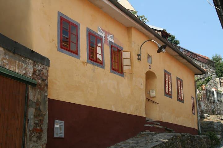 Fairytale house u Malire Josefa - Český Krumlov - Huis