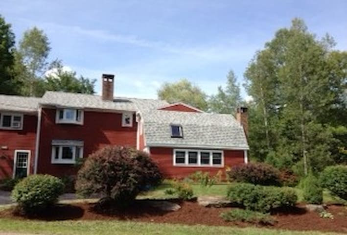 Red Barn House BnB on Moscow Road - Stowe - Bed & Breakfast