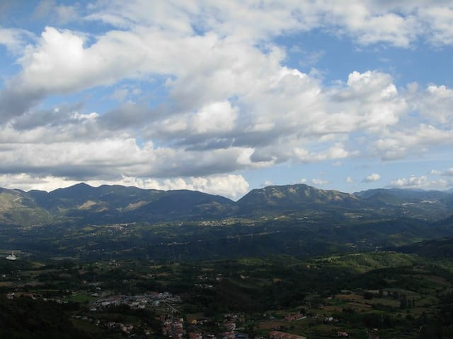 casetta nel Parco Nazionale Pollino - Castelluccio Superiore - 獨棟