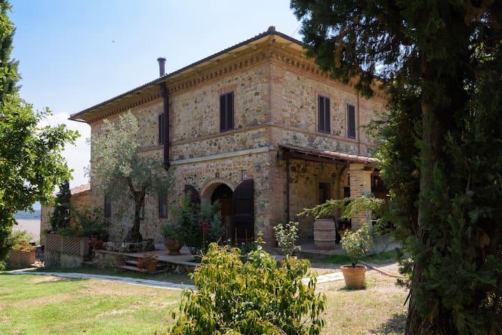 Country house near Siena - Murlo - Apartament