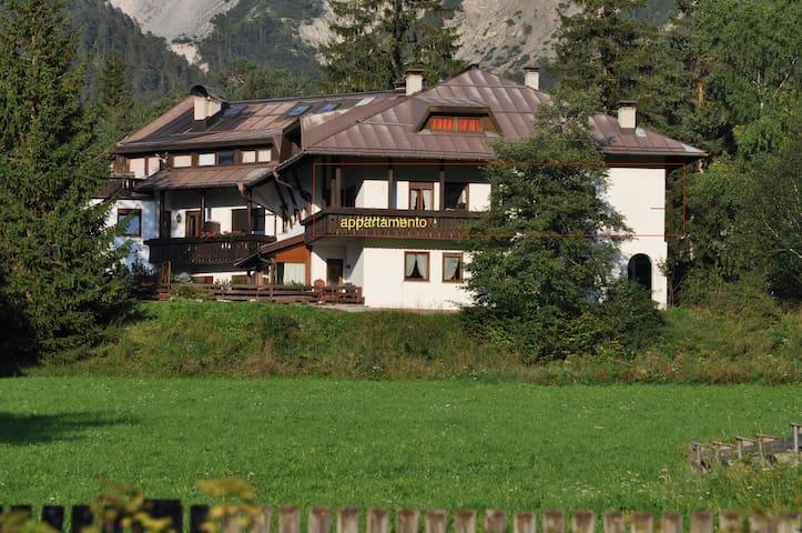 casa comoda e accogliente - San Vigilio - Maison