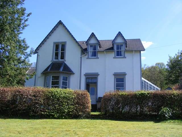 The Lodge on Loch Fyne - Strachur - Casa