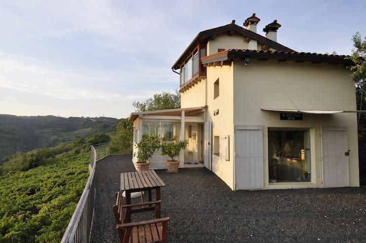 A romantic house in the vineyard - Montebello Vicentino - Casa