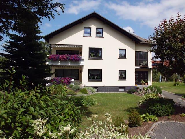 Ferienwohnung Silke - Fuldabrück - Lägenhet