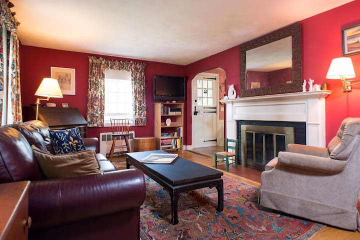 Cozy Home - Close to Rts 2/95 and T - Lexington - Hus