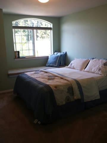 Comfy & Cozy Private Bedroom - Olympia - Ev