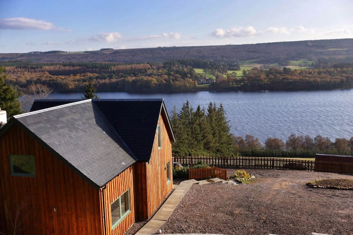 Luxury B & B overlooking Loch Ness - Inverness - Inap sarapan