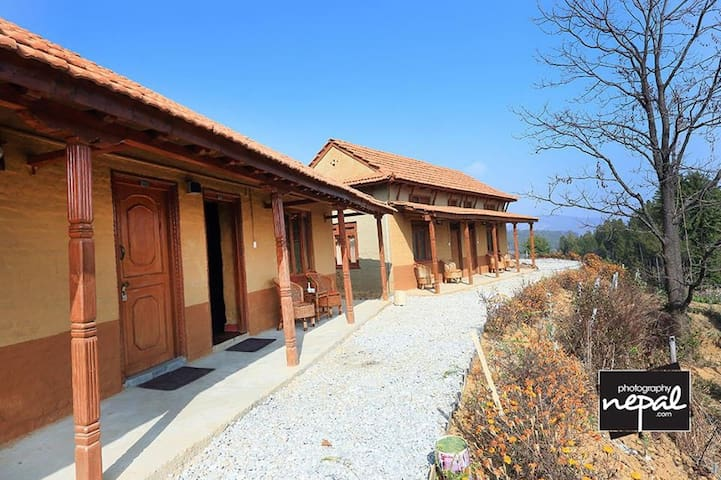 Balthali Eco Hill Resort - Balthali - 別墅