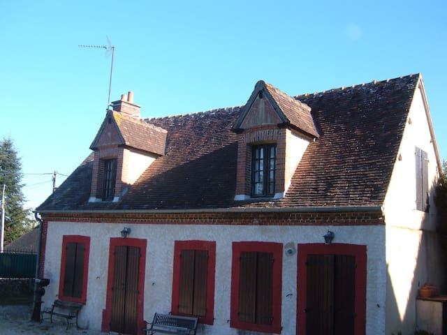 petite maison cocooning - Saint-Maurice-lès-Charencey - Haus