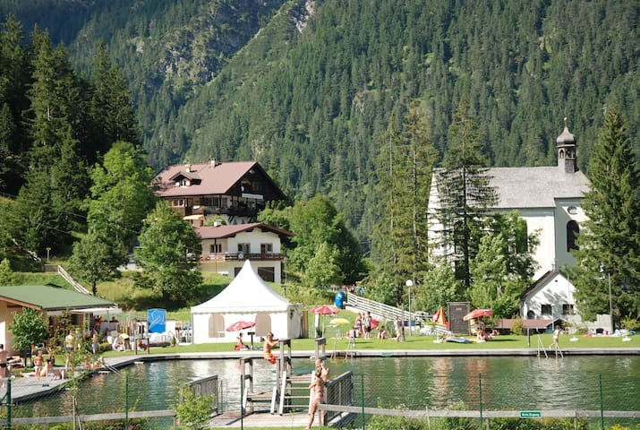 Apartments Pension Tirol - Bichlbach - Квартира