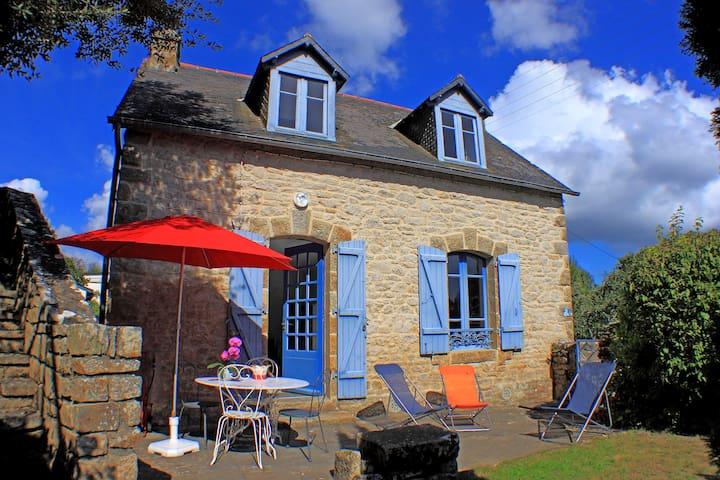 Charming House in La Trinité s/mer - La Trinité-sur-Mer - Huis