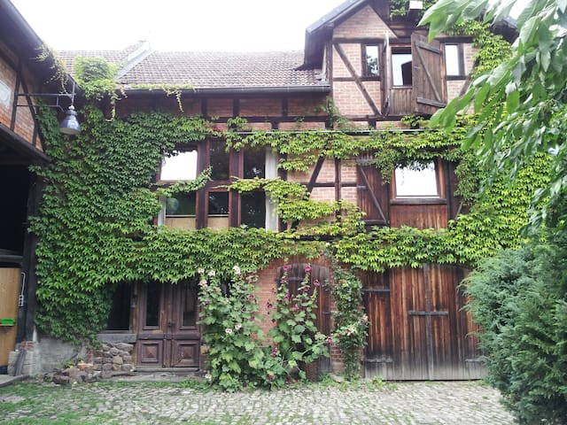 Priv. Zimmervermietung am gr. Bruch - Söllingen - Rumah