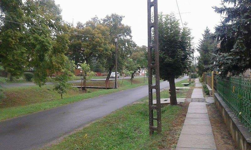 Peaceful village home - Csitár