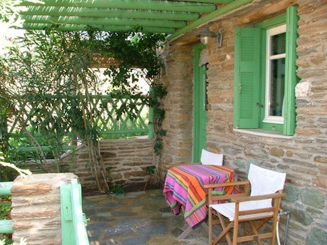 Green Boho House - Μπατσί - Apto. en complejo residencial