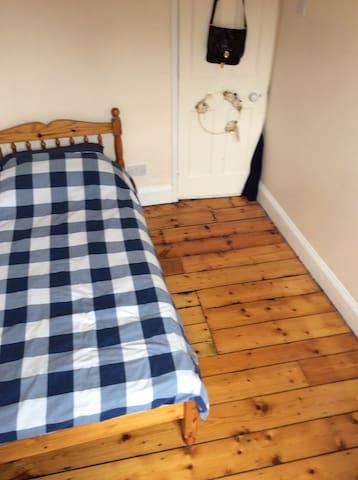 Cosy single room in city centre - Durham - Casa