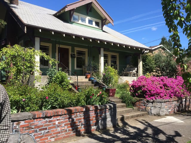 Mother-in-law Apartment in Sellwood - Portland - Wohnung