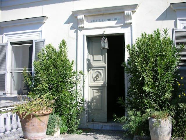 Prestigiosa Villa primi '900 - Fornelli - Villa