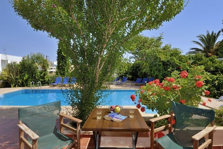 Villa Armonia (one bedroom 2-4 per) - CHANIA - Pis