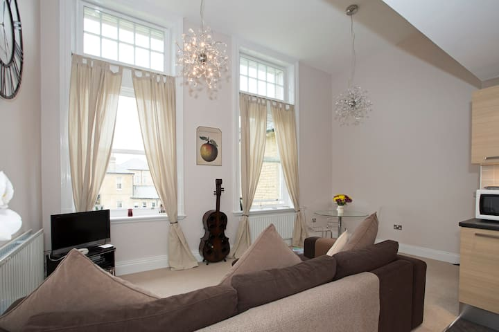 Luxury 2BD Victorian Apartment - Menston - Appartement