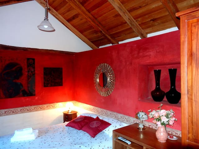 Habitación familiar - Urcuquí - Bed & Breakfast