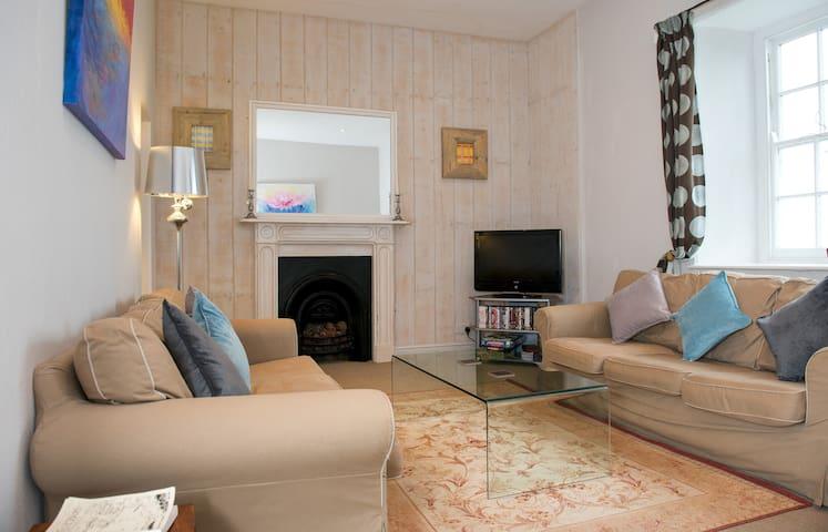 Apartment in Stunning Manor House - Cornwall - Lägenhet