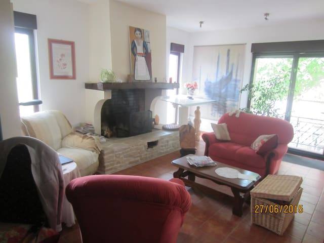 le grand gite 12 couchages - Sarreguemines - Huis