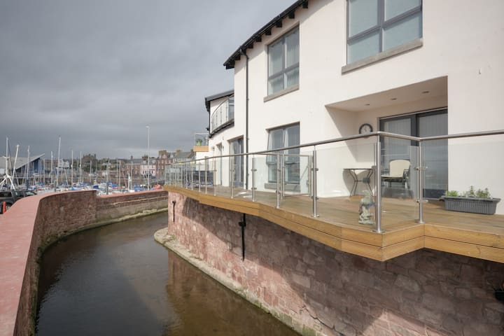 Luxury  two bedroomed apartment . - Arbroath - Appartement