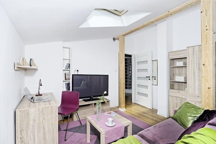 COZY ROOM. 17MinFromWarsawByTrain - Kobyłka - Huis