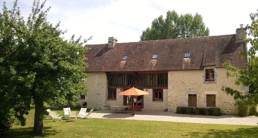 Maison de Manou et Pierre - Silly-en-Gouffern - Rumah