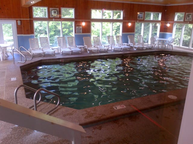 Excellent Getaway in N.Conway area! - バートレット - アパート