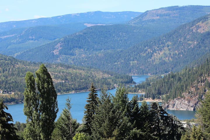 Best views in Nelson BC - Nelson - House