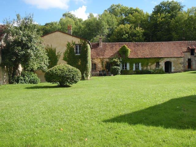 Cottage Abbey Champagne - Talus-Saint-Prix - Huis