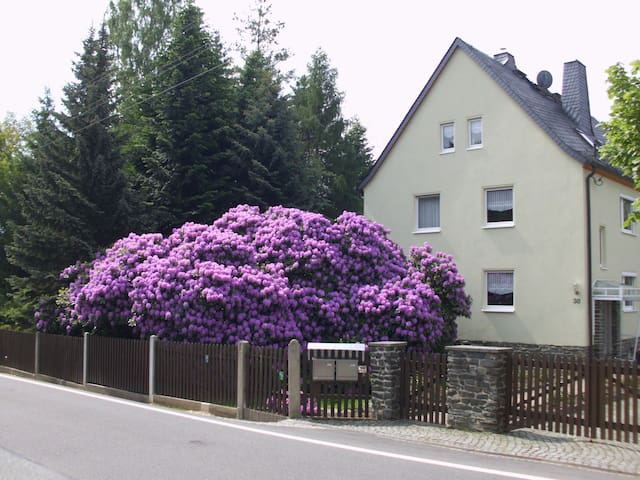2-Zi.-Wohnung mit Balkon im Grünen - Chemnitz - Leilighet