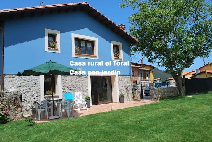 Casa de aldea Toral - Llanes