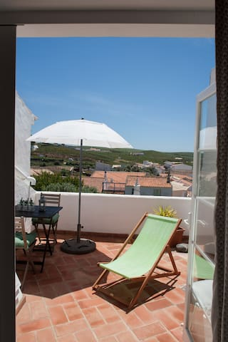 Cosy house with fantastic view(licence 137/AL) - Raposeira - Casa