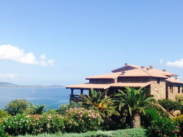 Lovely sea view apartment - Località Capo Ceraso - Appartement