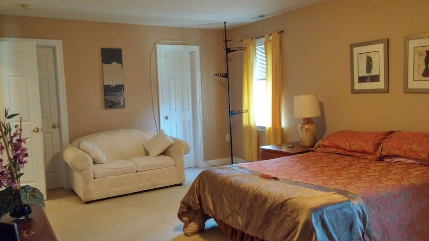 Clean, spacious by Short Pump area - Henrico - Hus