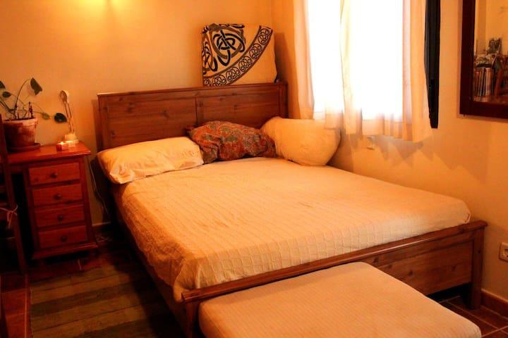 Habitación doble en la Sierra Norte - Manjirón