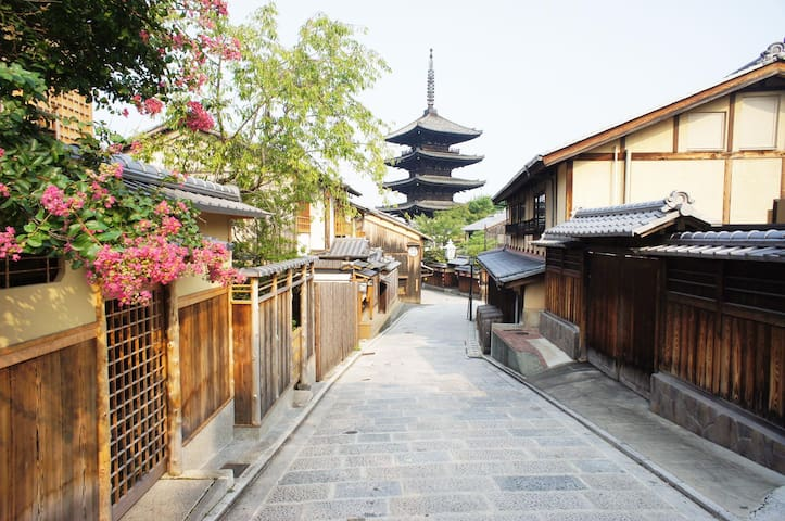Best location Kiyomizu,Gion #ON2 - Kyōto-shi Higashiyama-ku - Appartamento