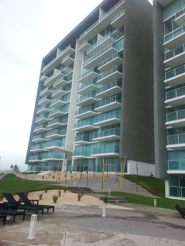 Bala Beach en Maria Chiquita, colon - Colon - Apartamento