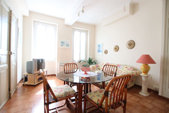 Typically French  2 bedroom apt - Carpentras