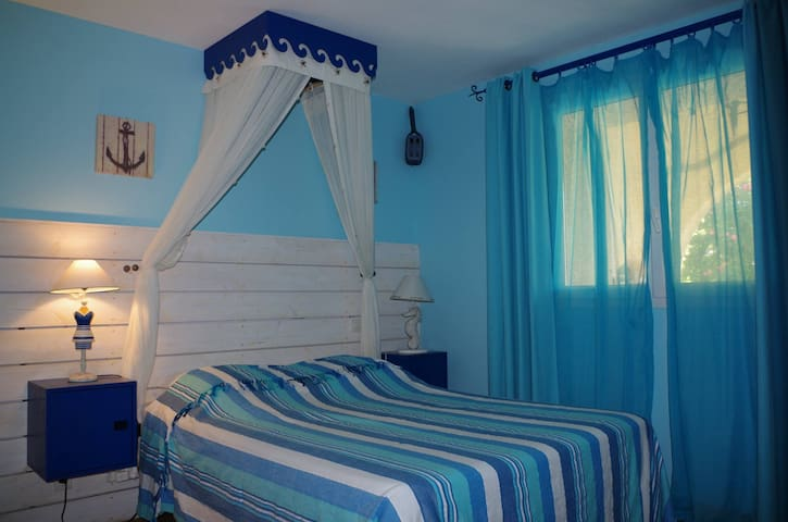 appartement au rdc de notre maison - Montady