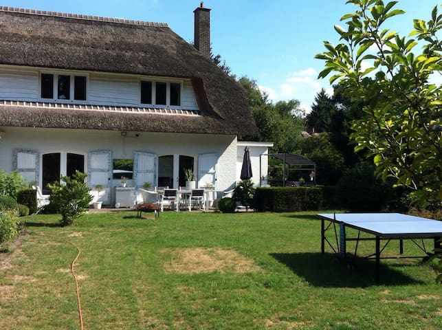 Zeer groot modern Appartement in Cottage Villa - Schilde - Leilighet