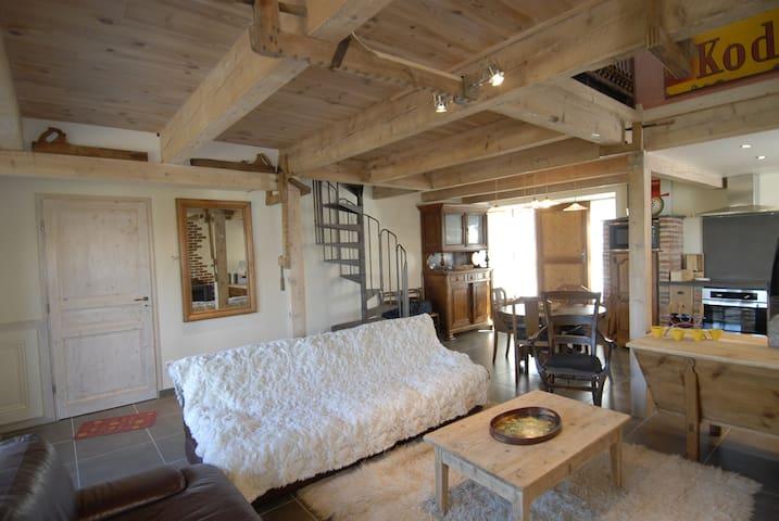 """""""La petite maison de Latga"""" - Tanavelle - Дом"""