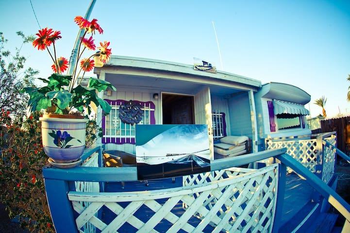 The Bombay Beach House - Bombay Beach - Ev