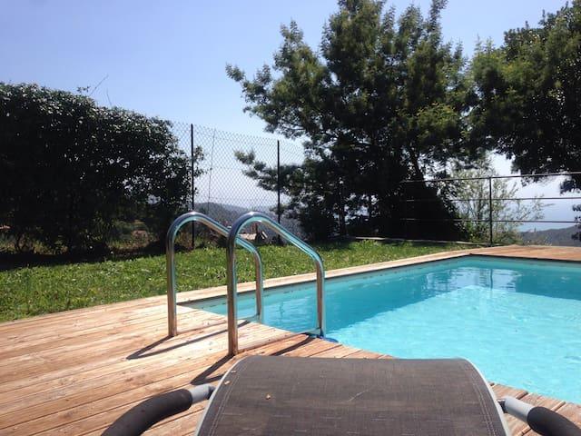 Villa with private pool - Leivi - Villa