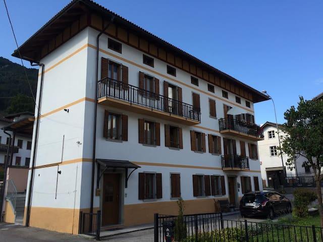 Cozy flat in the middle of the Dolomites - Lozzo di Cadore - Departamento